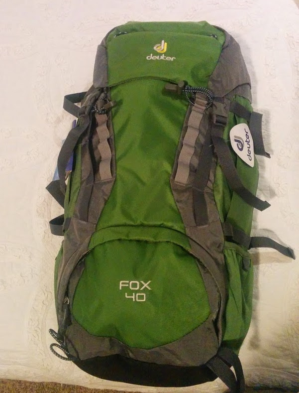 Deuter Fox 40 Youth Backpack